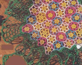 Retro flower pattern   Etsy