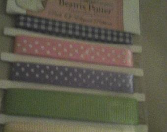 beatrix potter ribbon pack