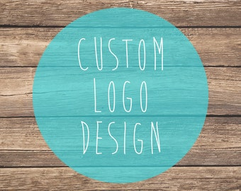 Custom Logo Design - Bespoke Logo Design - Unique Logo - One Off Design - Branding - Company Logo - Simple Logo Design - Unlimited Revisions