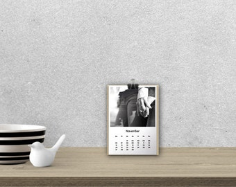 Desk Calendar 'PHOTOS' // A5