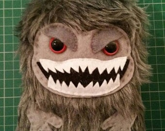 Critter Plush Toy Critters Movie Monster Plush