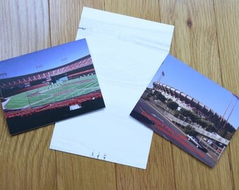 Candlestick Park Classic Photograph Note Card