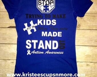 Autism Awareness Shirt AAS14765