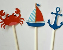 Unique Sailboat Centerpiece Related Items Etsy