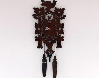 Wall cuckoo clock KUKU