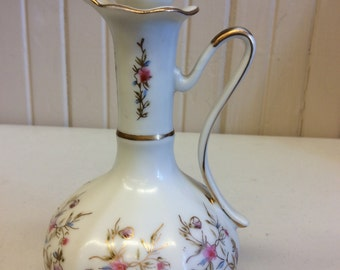 Hand Painted Bone China Cruet