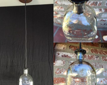 Patron pendant light, Bar Light, Man Cave
