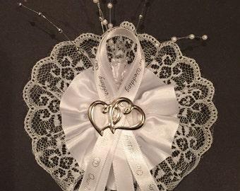 Wedding Corsage/ Capia