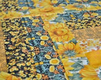 Bright Sunflower Small Table Runner