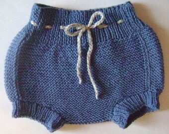 handmade hand knitted diaper cover soaker baby new born 0 3 6 9 12 months
