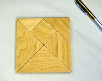 Tangram set   tangram puzzle set   wooden tangrams
