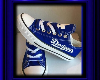 LA Dodgers Women's  tennis shoes
