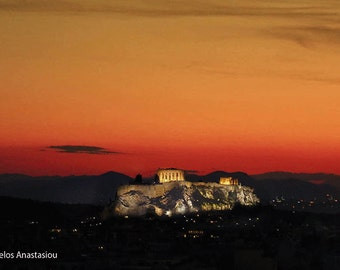 Photography, Akropoli Athens Greece