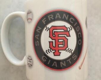 MLB - San Francisco Giants mug