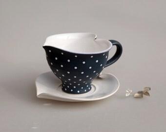 Sweetheart mug blue