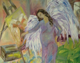 Artist Angel