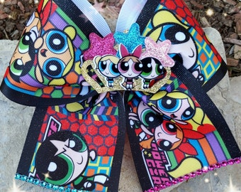 Powerpuff Girls Bow