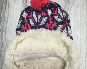 Alpaca winter Hat/Beanie  handMade