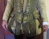 Paned trunkhose Elizabethan 16th Century