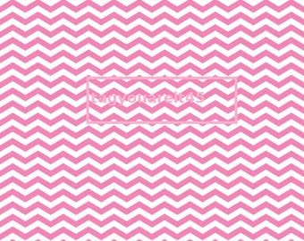 New Pricing and Packaging Pink Chevron Cardstock Paper