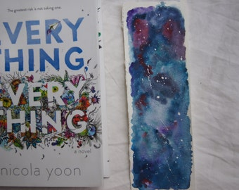 Large Galaxy Bookmark