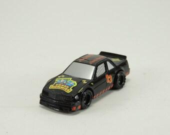 Vintage The Incredible Crash Dummies CRASH CARS Black Car Matchbox 1992