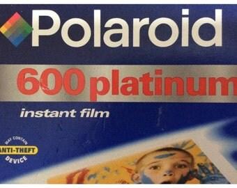 Polaroid 600 film expired