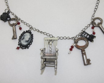 Rocking Chair Necklace