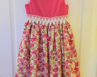 Age 5 Girls party dress