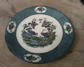 Newport Pottery Sang_ Tse Plate