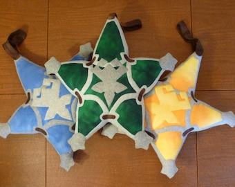 Kingdom Hearts Wayfinder Charm Pillows