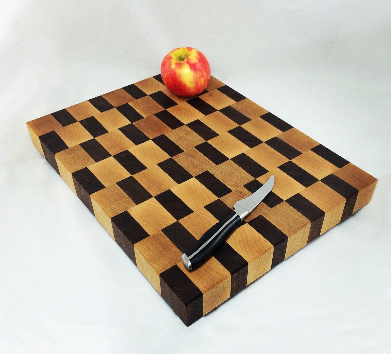 end grain butcher block cutting board cheese board unisex