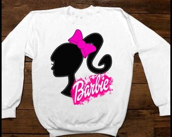 Barbie Head SweatShirt