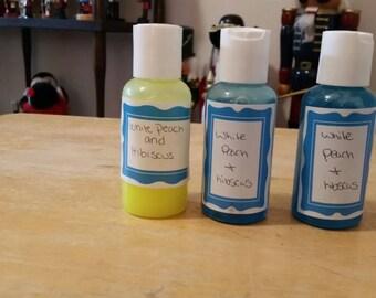 Body wash- with aloe and vitamin e