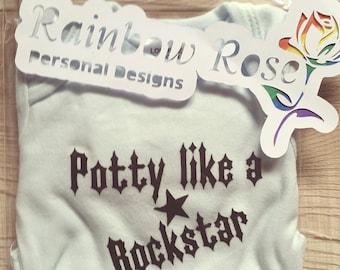 Potty like a Rockstar size00000