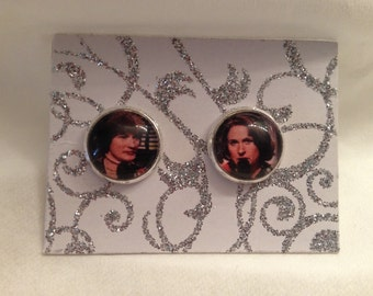 Saturday Night Live Inspired Delicious Dish Earrings!