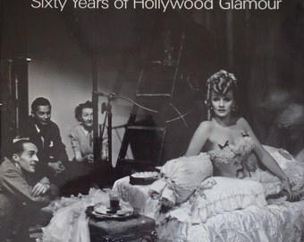 The Imagemakers Sixty Years of Hollywood Glamour book 1973 Printed in Italy by A. Mondadori, Verona
