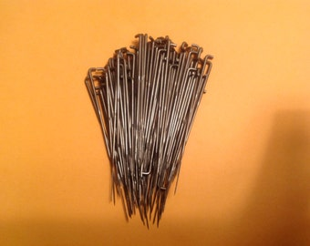 Felting needles, Foster brand, made in U.S.A.