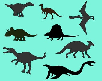 20 CUSTOM Character, Animal, Dinosaur or your choice  Silhouette  Cut Outs/ die cuts