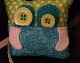 Tooth Monster - Tooth Fairy Pillow 8