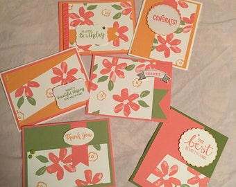 Cards Sets with decorated box
