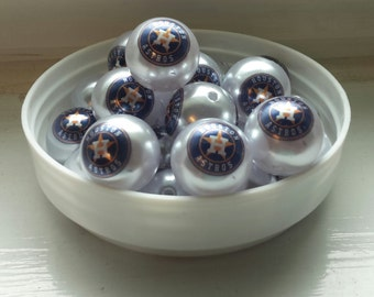 Houston Astros Beads