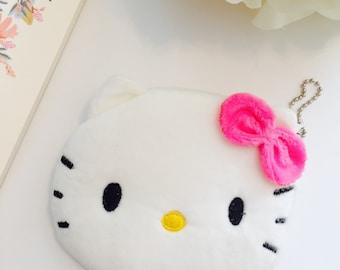 Hello Kitty Coin Pouch Purse