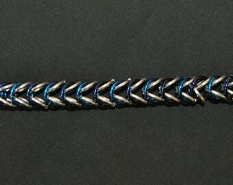 Box Chain Weave bracelet