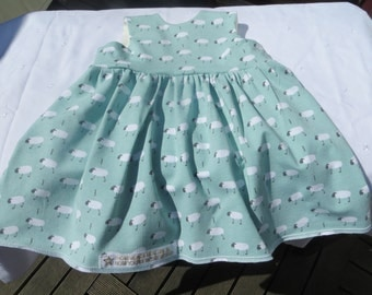 Baby dress tricot Small S