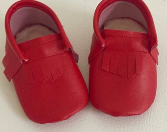 Red Moccs