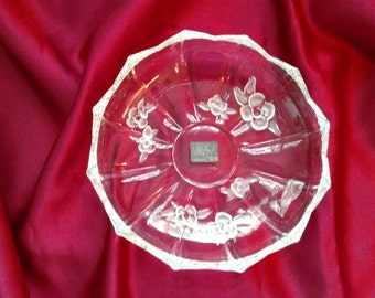 Mikasa/Made in Germany/Carmen Pattern Candy Dish
