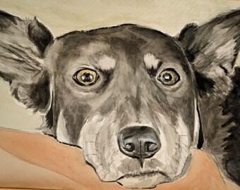 Dog Painting #10