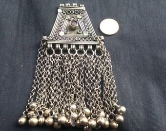 Colgante Kuchi/Kuchi Pendant /Colgante tribal/ Colgante Etnico/ Colgante Boho/Colgante gypsy