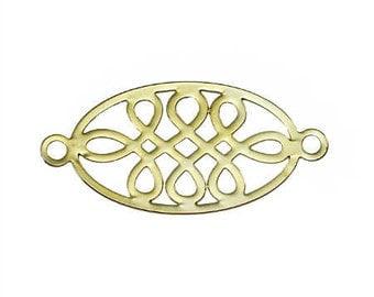 Oval Bracelet Symbol Of Life